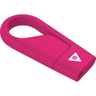 8 GB EMTEC Hook pink USB 2.0