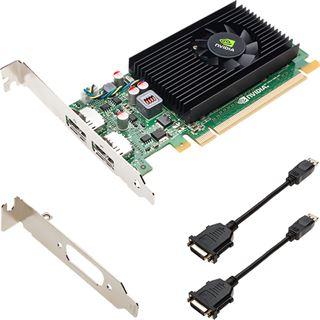 1GB PNY Quadro NVS 310 DVI Aktiv PCIe 2.0 x16 (Retail)