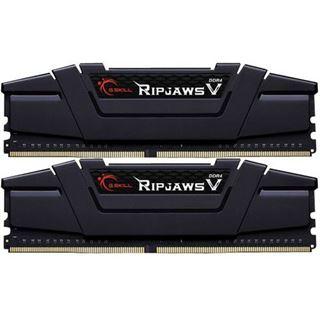 32GB G.Skill RipJaws V schwarz DDR4-2800 DIMM CL14 Dual Kit