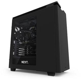 NZXT H440 V2 gedämmt mit Sichtfenster Midi Tower ohne Netzteil schwarz
