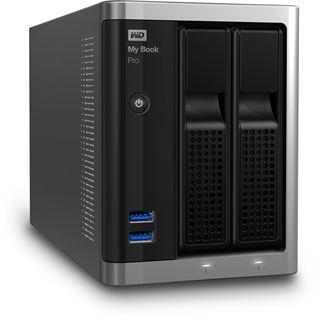 "6000GB WD My Book Pro WDBDTB0060JSL-EESN 3.5"" (8.9cm) 2x"