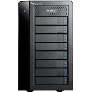 """48000GB Promise Pegasus2 R8 F40PR8P00000002 3.5"""" (8.9cm) 2x"""