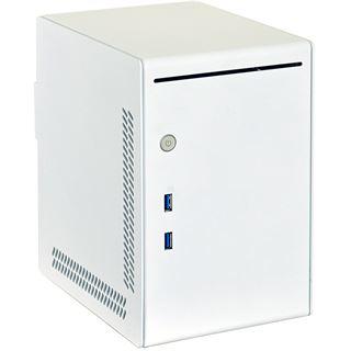 Lian Li PC-Q20W Mini-ITX ohne Netzteil weiss