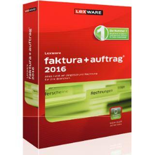 Lexware faktura+auftrag 2016 BOX