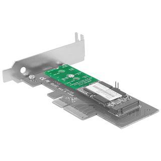 Delock Adapter Verlängerung für M.2 NGFF SSDs (65657)