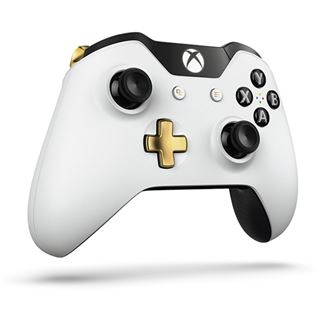 Microsoft Xbox One Wireless Controller Lunar White Special Edition
