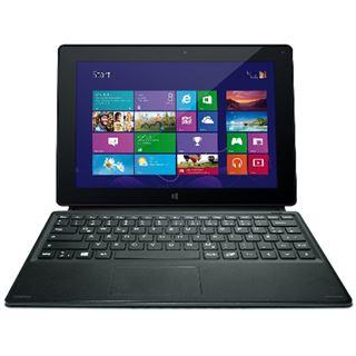 """10.6"""" (26,92cm) XORO Pad 10W6 WiFi / Bluetooth V4.0 32GB schwarz"""