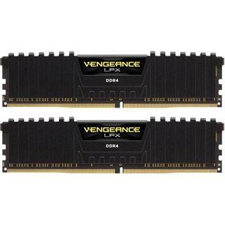 32GB Corsair Vengeance LPX schwarz DDR4-2800 DIMM CL16 Dual Kit