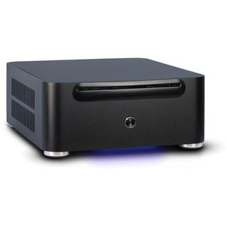 Inter-Tech E-W80S Mini-ITX 60 Watt schwarz