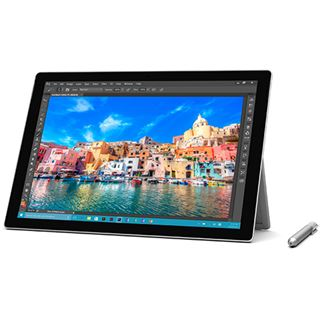 "12.3"" (31,24cm) Microsoft Surface Pro 4 7AX-00003 WiFi / Bluetooth V4.0 256GB schwarz"