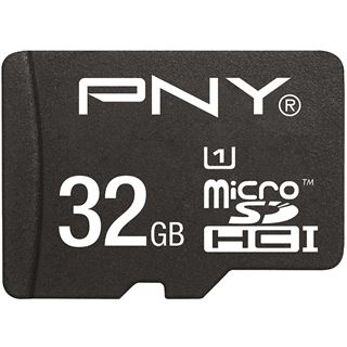 32 GB PNY High Performance microSDHC Class 10 U1 Retail