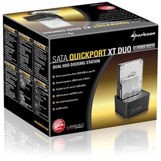 Sharkoon Quickport XT Duo Clone