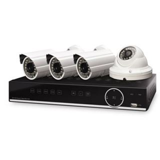 Digitus Analog High DEF CCTV NVR KIT