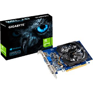2GB Gigabyte GeForce GT 730 Ultra Durable 2 Series Aktiv PCIe 2.0 x16