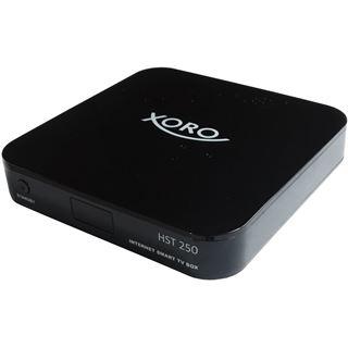 Xoro HST 250 Smart IP-Box Wlan/Lan/Bluetooth schwarz