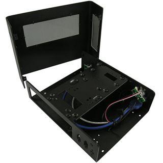 LC-Power LC-1510mi Mini-ITX ohne Netzteil schwarz