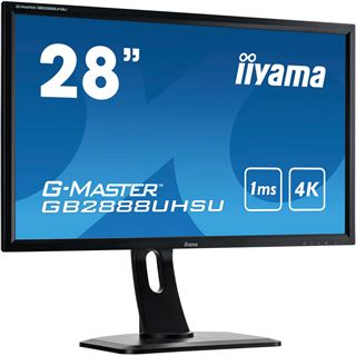 """28"""" (71,12cm) iiyama G-MASTER GB2888UHSU-B1 schwarz 3840x2160"""