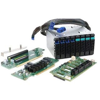 Intel 2HE Drive Cage A2U44x25NVMEDK