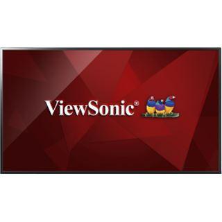 "43"" (109,22cm) ViewSonic CDE4302 schwarz 1920x1080 2xHDMI 1.4 / 1xVGA"