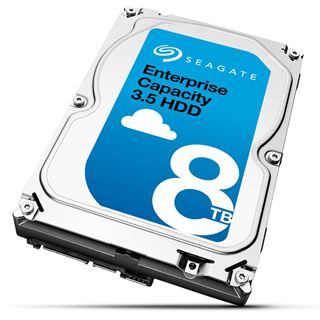 8000GB Seagate Enterprise Capacity 3.5 HDD 512e ST8000NM0055 256MB