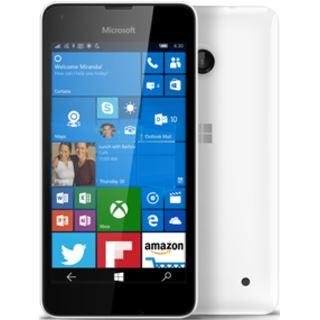 Microsoft Lumia 550 8 GB weiß