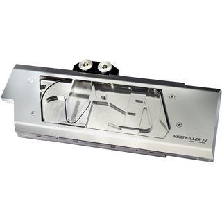 Watercool Heatkiller IV XL GTX 980 Ti/Titan X - Acryl Ni