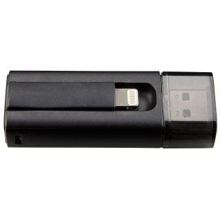 64 GB Intenso iMobile Line schwarz USB 3.0