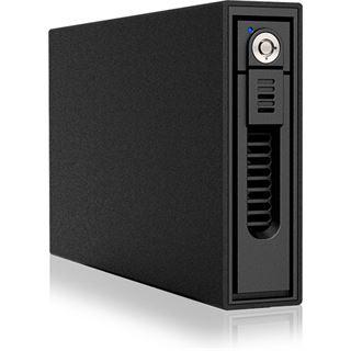 "ICY BOX Raidon GT1670-SB3 3.5"" (8,89cm) eSATA / USB 3.0 schwarz"