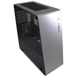 LC-Power Gaming 981S mit Sichtfenster Midi Tower ohne Netzteil silber