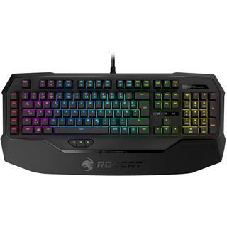 Roccat Ryos MK FX CHERRY MX RGB Brown USB Deutsch schwarz