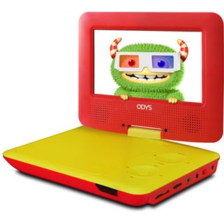 Odys Peer 7+ - 17,8 cm (7Zoll) port. DVD-Player