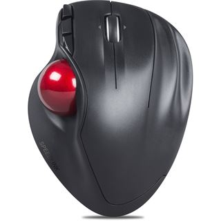 Speedlink APTICO Trackball USB schwarz (kabellos)