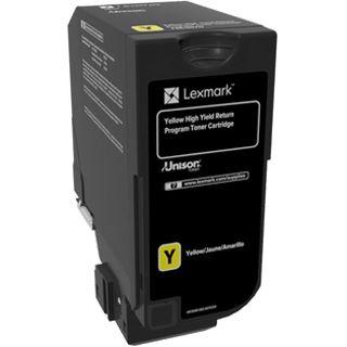 Lexmark Toner Rück. CS725 gelb