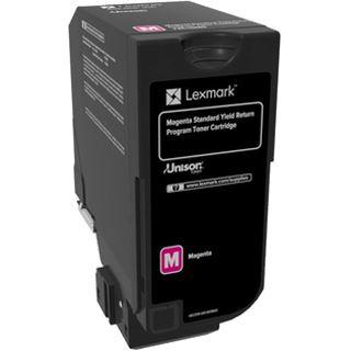 Lexmark Toner Rück. CS72x/ magenta
