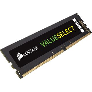 16GB Corsair ValueSelect DDR4-2133 DIMM CL15 Single