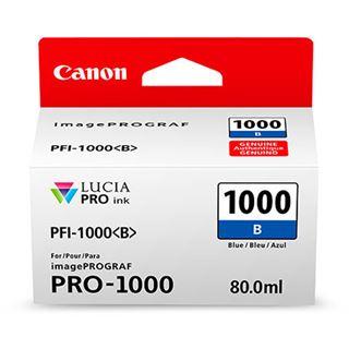 Canon Tinte 80ml blau