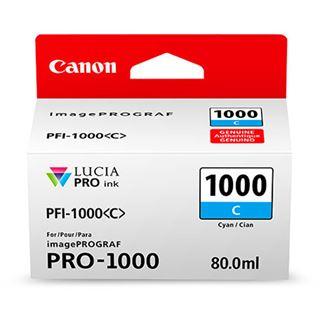 Canon Tinte 80ml cyan