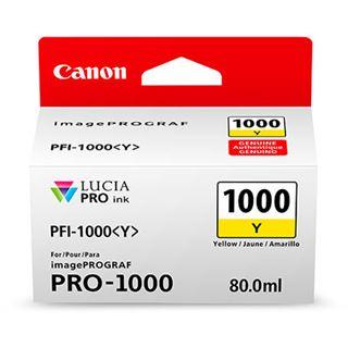 Canon Tinte 80ml gelb