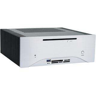 Chieftec Exqu!sit Design HF-200SL Mini-ITX ohne Netzteil silber