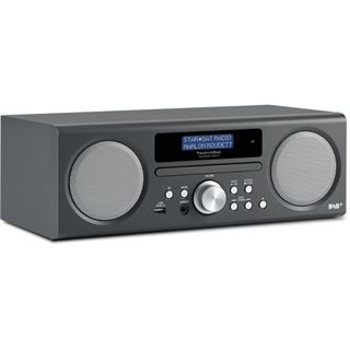 TechniSat TechniRadio Digit CD anthrazit
