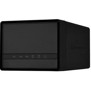 Silverstone SST-DS222 2-Bay 2,5 Zoll HDD Gehäuse USB 3.0 -
