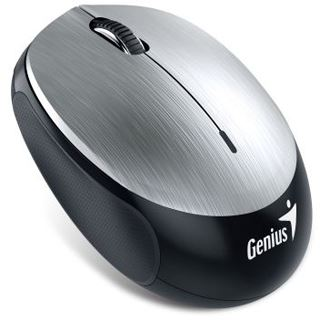 Genius BlueEye NX-9000BT Bluetooth silber (kabellos)