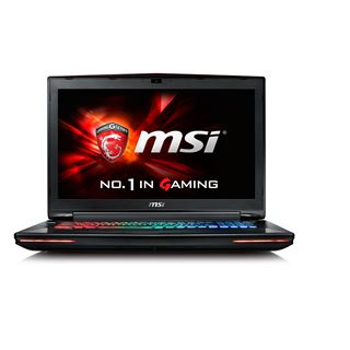 "Notebook 17.3"" (43,94cm) MSI GT72S 6QE Dominator Pro G - GT72S-6QEG16H21"