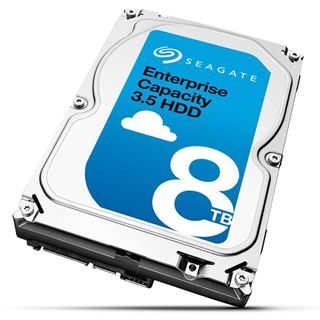 "8000GB Seagate Enterprise Capacity 3.5 HDD 4Kn SED ST8000NM0095 256MB 3.5"" (8.9cm) SAS 12Gb/s"