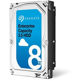 8000GB Seagate Enterprise Capacity 3.5 HDD 4Kn SED ST8000NM0095 256MB