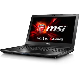 "Notebook 15.6"" (39,62cm) MSI GL62 6QF - GL62-6QFi781H11"