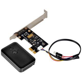 Silverstone SST-ES01-PCIE Fernbedienung für PC Power on/off