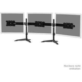 Digitus 3-Fach Monitorhalter