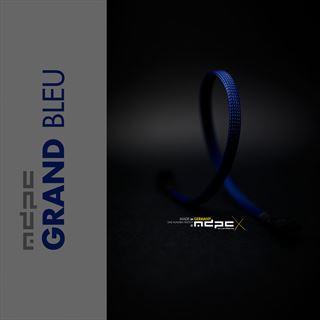 MDPC-X SATA Sleeve 1.00m dunkelblau