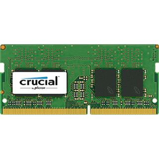 8GB Crucial CT8G4SFS824A DDR4-2400 SO-DIMM CL17 Single